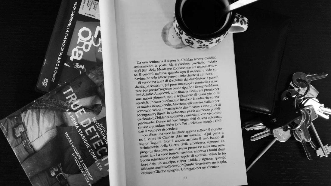 Davide Scardaci - Rubrica - Un caffè con